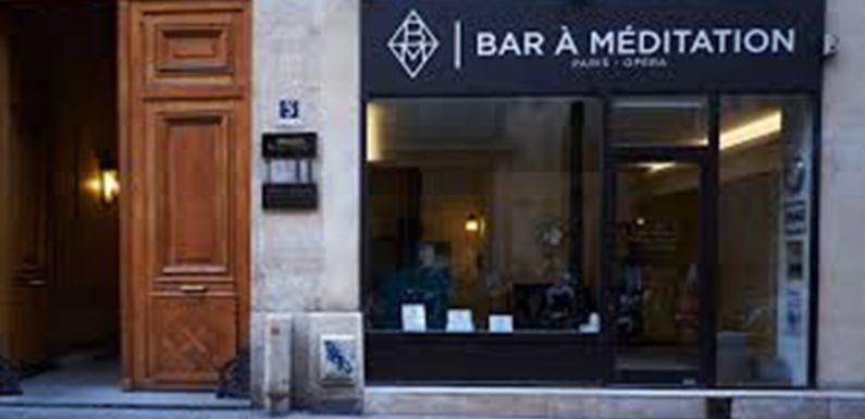PARIGI. Il bar per meditare.