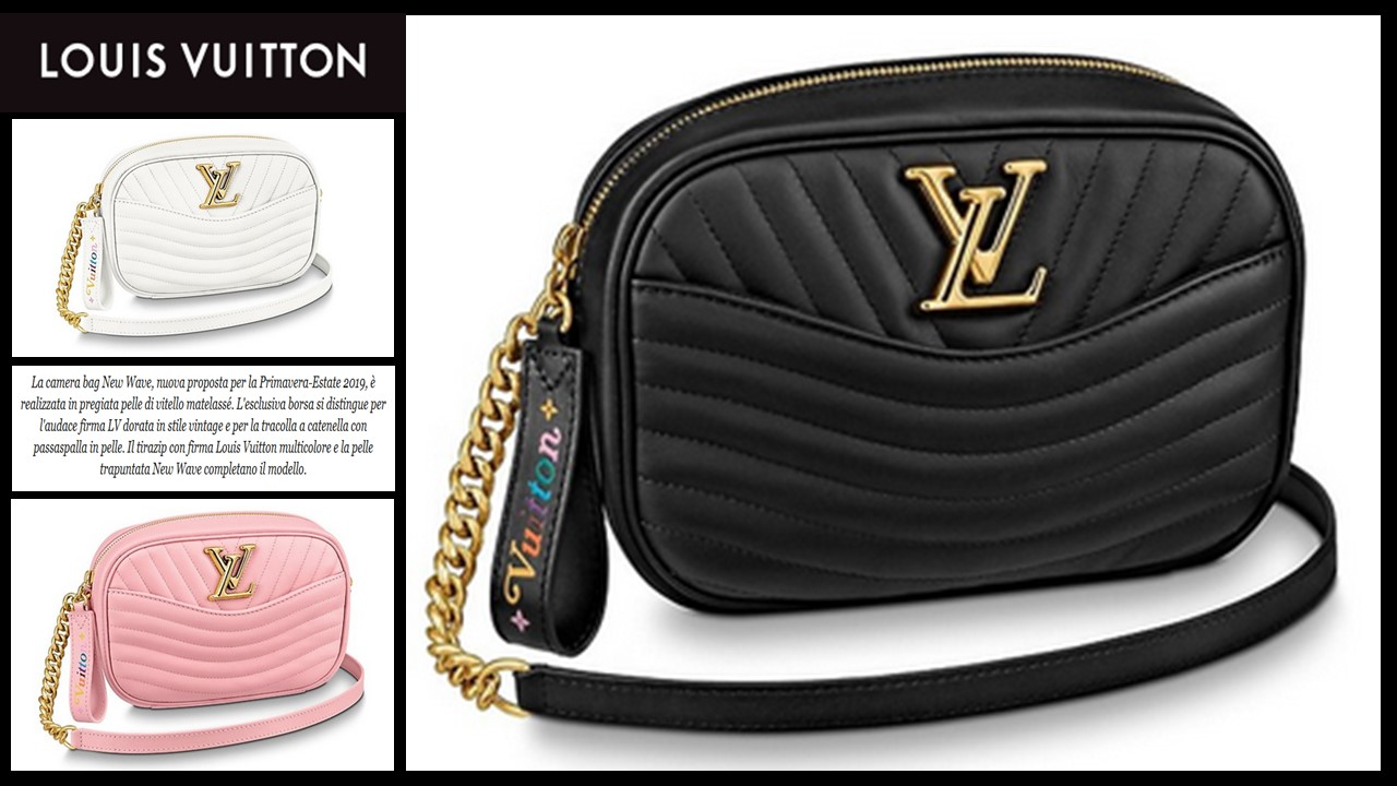 LOUIS VUITTON. PRIMAVERA ESTATE 2019